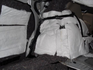 ■フロア■ トランクのデッドニング(防音対策)1日目 その1(マークX) [写真4]