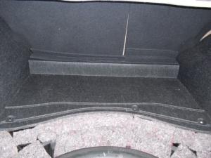 ■フロア■ トランクのデッドニング(防音対策)1日目 その1(マークX) [写真2]