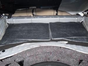 ■フロア■ トランクのデッドニング(防音対策)1日目 その1(マークX) [写真7]