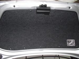 ■天井■ トランクルーム天井部分の防音対策(デッドニング)(マークX) [写真4]