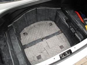 ■フロア■ トランクのデッドニング(防音対策)4日目(マークX) [写真6]