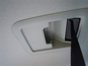 ■天井■ 天井の断熱・静音対策 その4(プリウスα) [写真5]