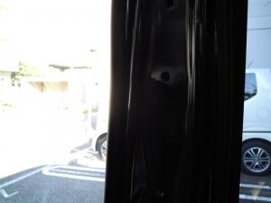 ■ピラー■ 運転席側Bピラーの防音対策(デッドニング) その1[軽自動車:ワゴンR] [写真6]