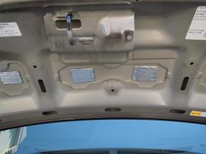 ■エンジンルーム■ ボンネットの防音対策(デッドニング)[軽自動車:ワゴンR] [写真30]