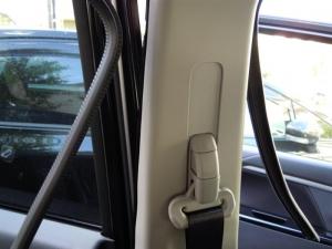 ■ピラー■ 助手席側Bピラーの防音対策(デッドニング) その1[軽自動車:ワゴンR] [写真2]