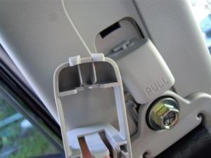 ■ピラー■ 助手席側Bピラーの防音対策(デッドニング) その1[軽自動車:ワゴンR] [写真3]