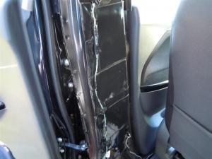 ■ピラー■ 助手席側Bピラーの防音対策(デッドニング) その3[軽自動車:ワゴンR] [写真2]
