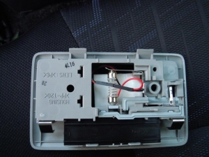 ■天井■ 天井の防音対策(デッドニング) その2[軽自動車:ワゴンR] [写真7]
