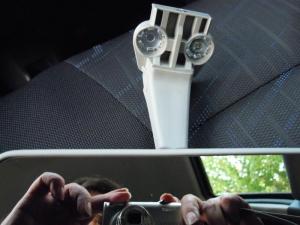 ■天井■ 天井の防音対策(デッドニング) その2[軽自動車:ワゴンR] [写真5]