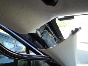 ■天井■ 天井の防音対策(デッドニング) その4[軽自動車:ワゴンR] [写真6]