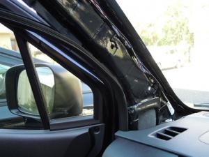 ■天井■ 天井の防音対策(デッドニング) その4[軽自動車:ワゴンR] [写真7]