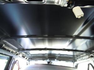 ■天井■ 天井の防音対策(デッドニング) その6[軽自動車:ワゴンR] [写真1]