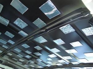 ■天井■ 天井の防音対策(デッドニング) その6[軽自動車:ワゴンR] [写真3]