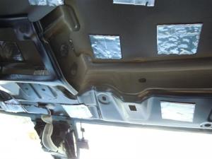 ■天井■ 天井の防音対策(デッドニング) その6[軽自動車:ワゴンR] [写真4]