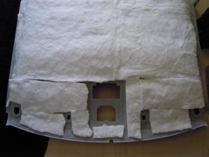 ■天井■ 天井の防音対策(デッドニング) その6[軽自動車:ワゴンR] [写真8]