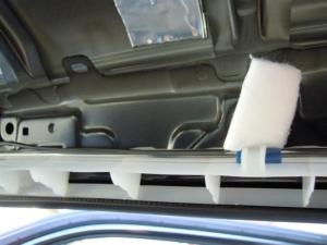 ■天井■ 天井の防音対策(デッドニング) その7[軽自動車:ワゴンR] [写真4]