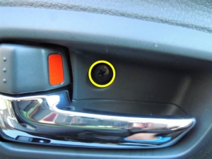 ■ドア■ フロントドア助手席側のデッドニング&防音対策 その1[軽自動車:ワゴンR] [写真3]