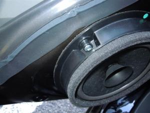 ■ドア■ フロントドア助手席側のデッドニング&防音対策 その2[軽自動車:ワゴンR] [写真2]