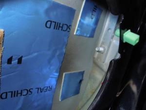 ■ドア■ フロントドア助手席側のデッドニング&防音対策 その3[軽自動車:ワゴンR] [写真1]