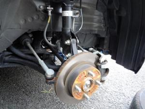 ■タイヤハウス■ 運転席側フロントタイヤハウスのロードノイズ防音対策 その1[軽自動車:ワゴンR] [写真3]
