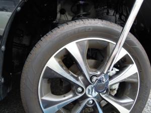 ■タイヤハウス■ 運転席側フロントタイヤハウスのロードノイズ防音対策 その2[軽自動車:ワゴンR] [写真8]