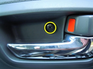■ドア■ フロントドア運転席側のデッドニング&防音対策 その1[軽自動車:ワゴンR] [写真3]