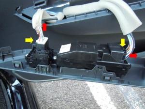 ■ドア■ フロントドア運転席側のデッドニング&防音対策 その1[軽自動車:ワゴンR] [写真6]