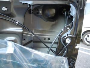 ■ドア■ フロントドア運転席側のデッドニング&防音対策 その2[軽自動車:ワゴンR] [写真1]