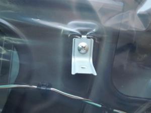 ■ドア■ フロントドア運転席側のデッドニング&防音対策 その2[軽自動車:ワゴンR] [写真2]