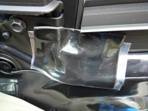 ■ドア■ フロントドア運転席側のデッドニング&防音対策 その4[軽自動車:ワゴンR] [写真2]