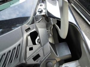 ■エンジンルーム■ エンジンルーム側バルクヘッド上部の防音対策(デッドニング) その1[軽自動車:ワゴンR] [写真3]