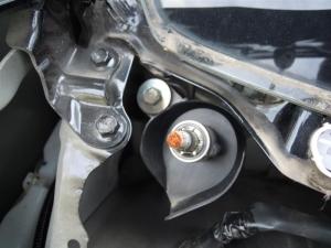 ■エンジンルーム■ エンジンルーム側バルクヘッド上部の防音対策(デッドニング) その2[軽自動車:ワゴンR] [写真6]