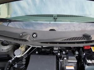 ■エンジンルーム■ エンジンルーム側バルクヘッド上部の防音対策(デッドニング) その3[軽自動車:ワゴンR] [写真8]