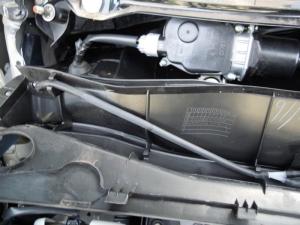 ■エンジンルーム■ エンジンルーム側バルクヘッド上部の防音対策(デッドニング) その3[軽自動車:ワゴンR] [写真7]