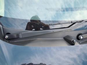 ■エンジンルーム■ エンジンルーム側バルクヘッド上部の防音対策(デッドニング) その4[軽自動車:ワゴンR] [写真2]