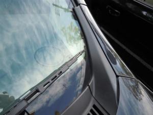 ■エンジンルーム■ エンジンルーム側バルクヘッド上部の防音対策(デッドニング) その4[軽自動車:ワゴンR] [写真5]
