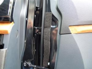 ■ドア■ ウェザーストリップの防音補強対策 [軽自動車:ワゴンR] [写真1]