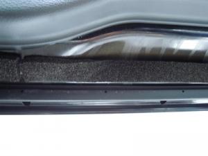 ■ドア■ ウェザーストリップの防音補強対策 [軽自動車:ワゴンR] [写真4]