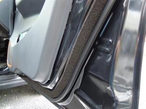 ■ドア■ ウェザーストリップの防音補強対策 [軽自動車:ワゴンR] [写真5]