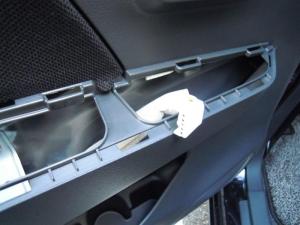 ■ドア■ リアドア助手席側のデッドニング&防音対策 その1[軽自動車:ワゴンR] [写真5]