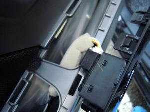 ■ドア■ リアドア助手席側のデッドニング&防音対策 その1[軽自動車:ワゴンR] [写真4]