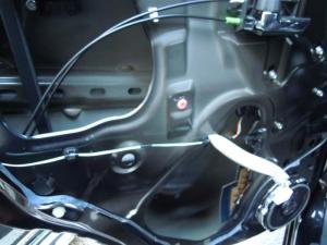 ■ドア■ リアドア助手席側のデッドニング&防音対策 その2[軽自動車:ワゴンR] [写真3]