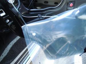 ■ドア■ リアドア助手席側のデッドニング&防音対策 その2[軽自動車:ワゴンR] [写真2]