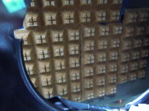 ■ドア■ リアドア助手席側のデッドニング&防音対策 その3[軽自動車:ワゴンR] [写真3]